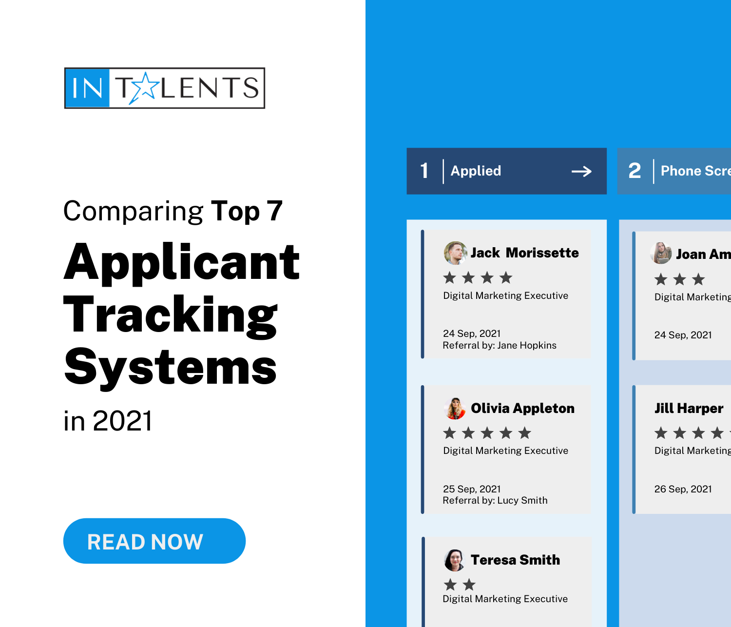 APPLICANT TRACKING SYSTEM: COMPARING 7 BEST ATS IN 2021