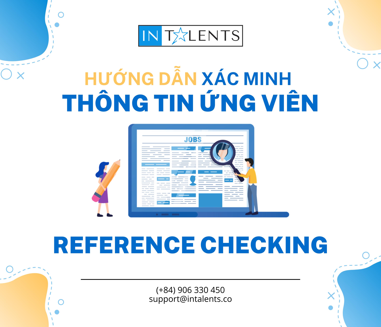 intalents-hướng-dẫn-xác-minh-thông-tin-ứng-viên-reference-checking-cover